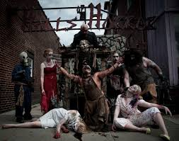 Haunted Attractions In Pa Near Allentown by Halls Of Horror Online