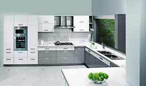 Sleek Kitchen Designs Silver Sophisticated C Shaped Design Stylehomes Collection