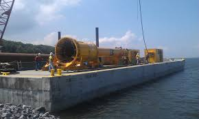 Ky Transportation Cabinet Forms by Kentucky Lakes Test Pile Massman Construction Company