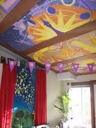 decoration chambre raiponce rapunzel room mural ideas raiponce deco chambre