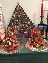 Cracker Barrel White Ceramic Christmas Tree by Beloved Bride