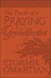 Grandparent Pocket Sized Prayers Leather Cover