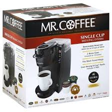 Mr Coffee Single Cup Serve Maker Makers Walmart
