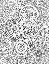 9 Free Printable Adult Coloring Pages