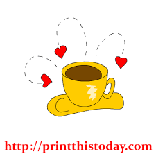 Hearts Clipart Coffee Cup
