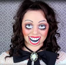 Halloween Half Mask Ideas by 40 Easy Halloween Makeup Ideas U0026 Tutorials 2017 Cool Halloween