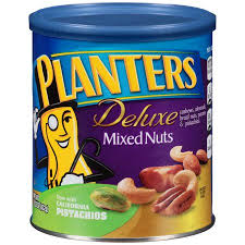 Planters Deluxe Mixed Nuts 15 25 Oz Walmart