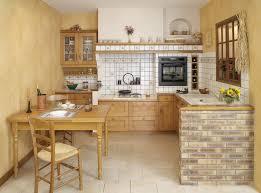 Elegant Small Rustic Kitchen Ideas Home Style Design