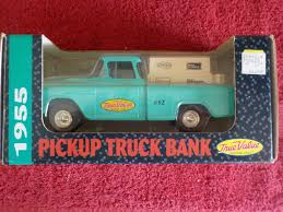 Ertl True Value 1955 Pickup Truck Locking Coin Bank #3856 | EBay 5 Easy Ways To Increase The Value Of Your Truck True Transportation And Logistics Resale Natural Gas Trucks Best Value Archives Landers Mclarty Chevrolet Want The Best Buy A Car Pro New Ford Values First Drive All Ford Auto Cars High Value Cargo American Simulator Part 2 Youtube F150 F350 Super Duty Win Vincentric Fleet Awards 1977 Chevy Beautiful K20 Looking
