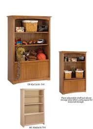Create your own wall unit with Arthur Brown End bookcases