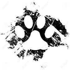 Dog Paw Print Pumpkin Stencils by 20 997 Cat Paw Stock Illustrations Cliparts And Royalty Free Cat