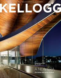 Cal Grant B Income Ceiling by Kellogg Magazine Spring 2017 By Kellogg Of Management Issuu