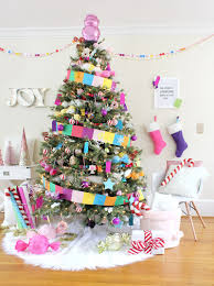 Gumdrop Christmas Tree Garland by Candy Land Christmas Tree Lines Across