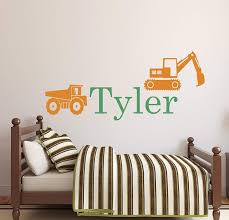 Wall Decals Kids Bedrooms Awesome Amazon Personalized Truck Name ... Designs Whole Wall Vinyl Decals Together With Room Classic Ford Pickup Truck Decal Sticker Reusable Cstruction Childrens Fabric Fathead Paw Patrol Chases Police 1800073 Garbage And Recycling Peel Stick Ecofrie Fire New John Deere Pink Giant Hires Amazoncom Cool Cars Trucks Road Straight Curved Dump Vehicles Walmartcom Monster Jam Tvs Toy Box Firefighter Grim Reaper Version 104 Car Window