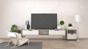 100 Zen Style Living Room Smart Tv Mockup On Zen Living Room With Decoraion Minimal Style