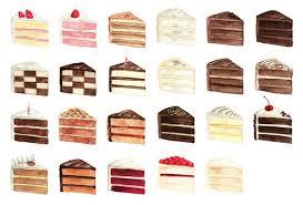 Laduree Macaron Dessert Tower ORIGINAL Watercolor Painting 9 x 12 Art Macarons♡ Pinterest