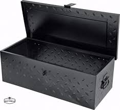 Truck Tool Box Black Steel Bed Organizer Chest Flatbed Storage ... Truck Bed Tool Chest Archdsgn Titan Box 32 In Poly Storage Chesttt288000 The Accsories Inc 24 Alinum Pickup Trailer Underbody Dee Zee Utility Free Shipping Its True There Is Chest Under Icecream Truck Fortnitebr Shop Boxes At Lowescom What Type Of Do You Need Delta 61 Champion Gearlock Full Size Bright13500 Black Steel Organizer Flatbed Bedding Design Photo Gallery Unique Diamond Plate