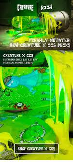 100 Ccs Decks CCS Toxic Buds Creature X CCS Deck Now Available Milled
