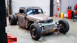 100 How To Build A Rat Rod Truck Homebuilt Turbo Diesel 1949 Ford Dually Hot Hoonigan
