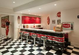 Awesome Kitchen Themes Decorating Ideas Images In Basement Eclectic Design