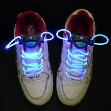 meta light up shoes glow laces electric shoelaces