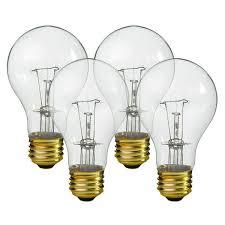 25 watt clear bulb 5000 hours halco 6318