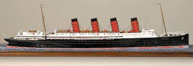 lusitania collection merseyside maritime museum liverpool museums