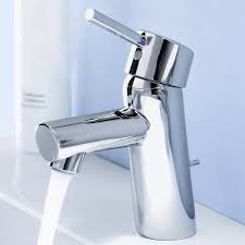 Grohe Concetto Kitchen Faucet Canada by Grohe 34270001 Concetto Single Handle Bathroom Faucet 1 5 Gpm