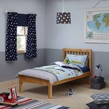 Buy Little Home At John Lewis Glow In The Dark Star Blackout Lined Pencil Pleat Childrens Curtains Navy
