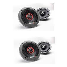 100 Best Truck Speakers Maxxsonics MB Quart Formula 525 2 Way Coaxial Car Audio