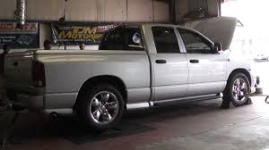 100 2003 Dodge Truck Ram Hemi Thunder Road Dyno YouTube
