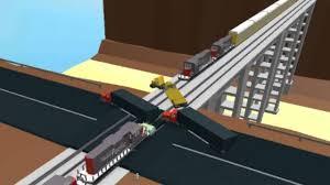 100 Trains Vs Trucks Roblox Vs Game Trailer YouTube