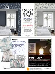 100 House And Home Magazines Style Files From Magazine April 2019 Read It