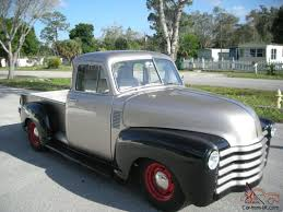 100 1951 Chevy Truck For Sale 1953 Pickup 5 Window 1947 1948 1949 1950 1952 Protour