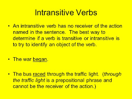 Light Verb by Verbs Unit Ppt Download