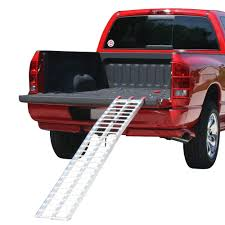100 Truck Bed Ramp Rage Powersports 89 Arched Aluminum Dirt Bike Loading