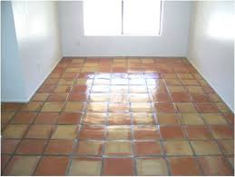 tile floors a waiting area looking polished with these