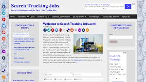 Post Trucking Jobs For Free