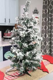 Fun And Festive Kitchen Christmas Tree