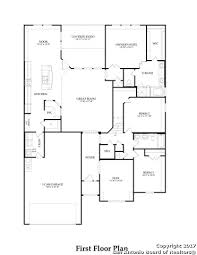 Centex Floor Plans 2010 by Centex Homes New Homes For Sale In The San Antonio Area