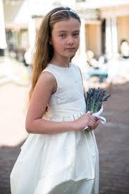 holy communion dress child bridesmaid dress traditional flower