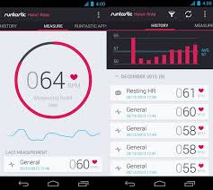 Heart Rate Measuring Android App