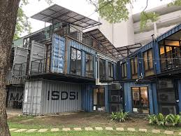 100 Container Building This Shipping Container Office Building ZeroWaste