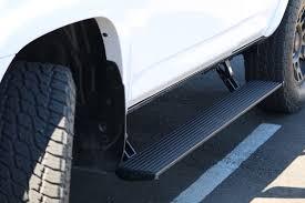 100 Power Steps For Trucks 1016 4RUNNER NOT LIMITED POWERSTEP WLIGHT KIT Max Truck Plus