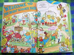 Berenstain Bears Christmas Tree Vhs by Vintage Kids U0027 Books My Kid Loves The Berenstain Bears U0027 Science Fair