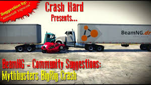 BeamNG - Community Suggestions: Mythbusters BigRig Crash - YouTube Fire Extinguisher Mythbusters Youtube Abandoned Concrete Pumping Truck4608x3456oc Abandonedporn Riding With Death To Alessandria Italy Travel Through Life Craziest Boom Cement Truck Experiment Top Moments Of Grand Finale Highspeeds Mythbusters Bye Buster Highspeed Footage Jaw Dropping Wedge Editors Cut Rollover 2016 Episode Guide Discovery Garbage Redux Pyotr Ilyich Tchaikovsky 1812 Overture Mythbusters Splatter Discussion Thread S2016e10 The