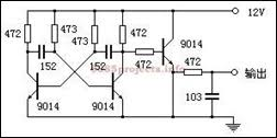 Cell phone signal jammer design and production circuit 1