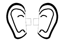 Coloring Pages Of Ears