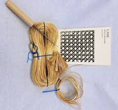 Chair Caning And Seat Weaving Kit by Chair Caning Kit Fine Hh Perkins Co