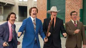 Anchorman I Love Lamp Scene by Melissa Mccarthy Steve Carell The Scene Stealers Who Went On To